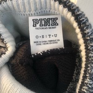 PINK Victoria's Secret Accessories - Pink Nation beanie